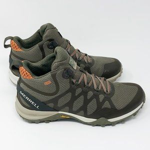 Merrell Women's Siren 3 Mid Waterproof Hiking 9 M